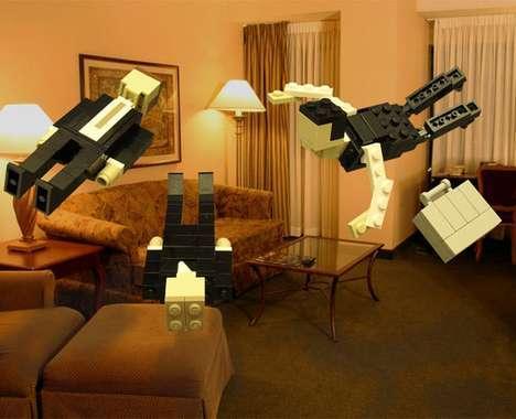 34 LEGO Spoofs