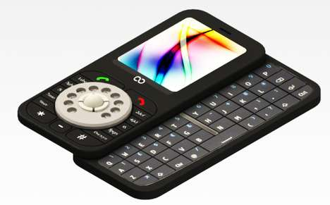 Retractable Rotary Cellphones