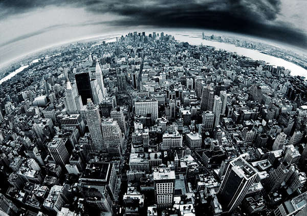 Chaotic Cityscapes
