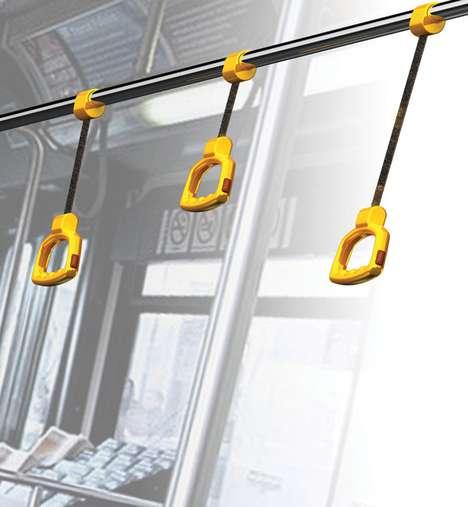 Adjustable Bus Handles