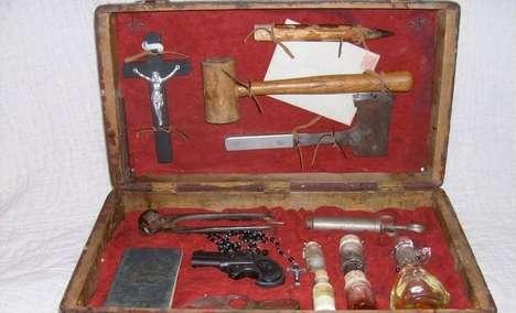 Supernatural Defense Equipment