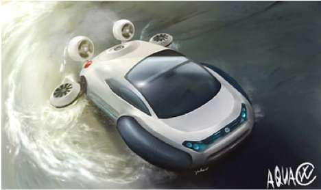 Amphibious All-Terrain Autos