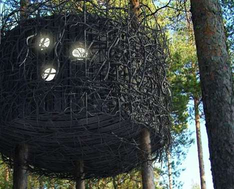 Branch Out on Your Next Holiday and Stay at the Tree Hotel in Sweden