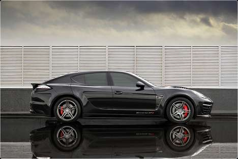 The Porsche Panamera Stingray GTR Comes in a Limited Run of Just 25