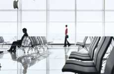 Stylish Airport Seating - These Vitra Chairs Will Ensure Travelers Stay in Their Seats