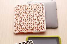 Victorian Tablet Cases - Design Your Own iPad Cover With the Mix 'n' Match iPad Case Sets