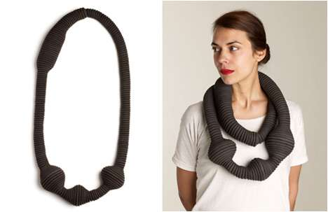 Knitted Neck Accessories