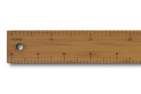 Time & Space Rulers