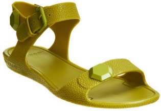 Rubberized Designer Footwear