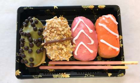 The Shop Psycho Donuts Designs a Bento Box of Sweets