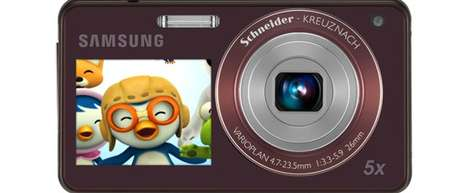 Child-Capturing Cameras