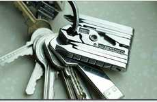 Miniature Multi-Tools - The Swiss Tech MMCSSS Micro-Max is Everything You Need on a Keychain