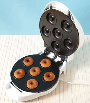 The Mini Donut Maker Saves You a Trip to the Coffee Shop