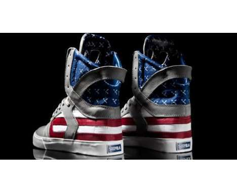 19 Star-Spangled Shoes