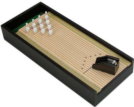 Miniature Tenpin Games