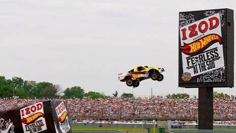 Record-Breaking Truck Stunts