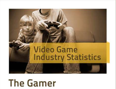 The Profile of a Gamer Infographic Provides Plenty of Playful Information