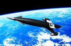 Eco-Friendly Spaceships - The Skylon Space Plane is Powered by Hydrogen and Oxygen