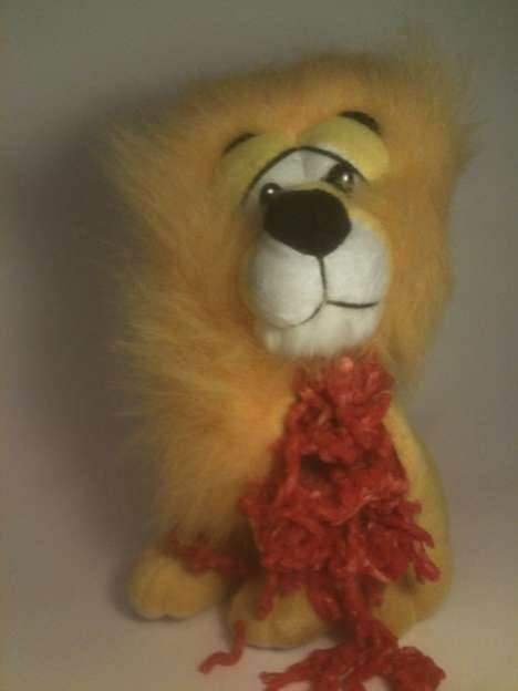 Stuffed Animal Mutilations