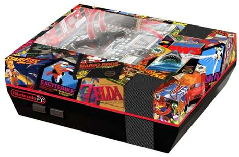 Retro Gamer PC Cases
