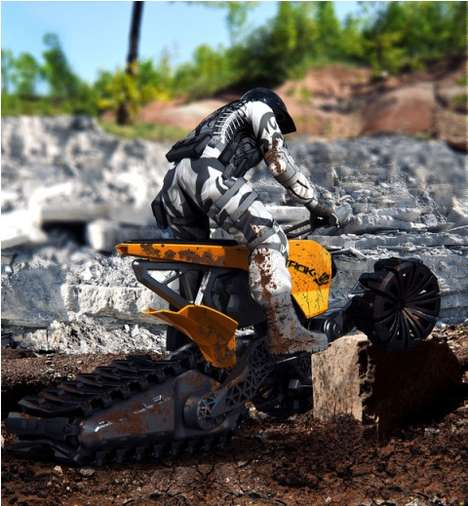 Hydrogen-Powered ATVs