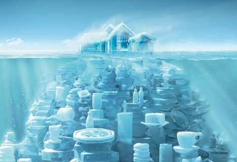 Frozen Asset Advertising