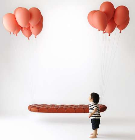 The h220430 Balloon Bench is Rising to New Heights