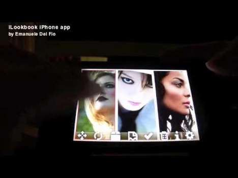 Style-Editing Apps - iLookbook for iPhone Lets You Share Your Styles with Ease
