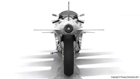 Sky-High Superbikes