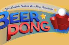 Drinking Game Victory Guides - The Beer Pong Domination will Help You Win Every Time