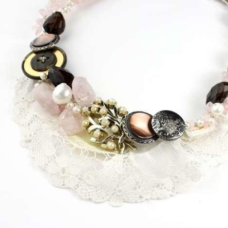 Chunky Seashell Jewelry