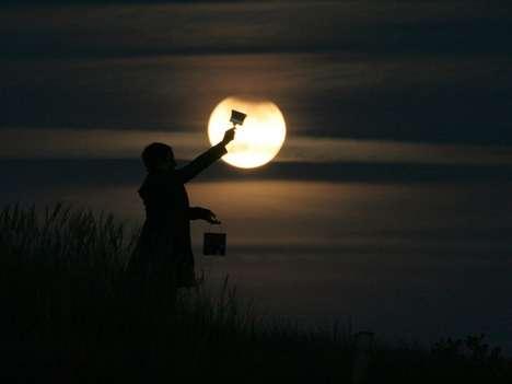 Playful Lunar Photography