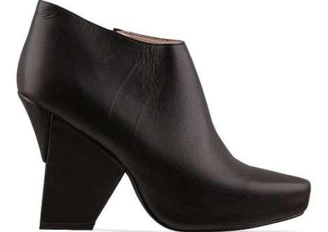 Men's Angled Heels