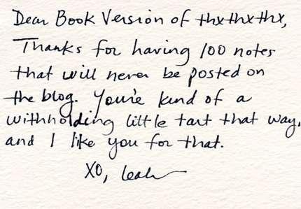 Appreciative Novels (UPDATE)
