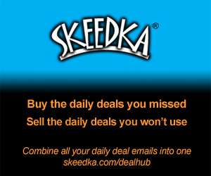 Online Coupon Trading - The SKEEDKA Website Helps Circulate Group Deals Before They Expire