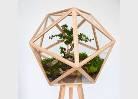 Turning Trellis Terrariums