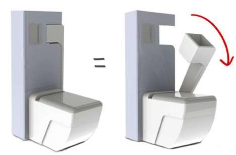 Urinal-Toilet Hybrids
