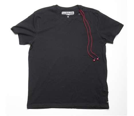 Music-Playing T-Shirts