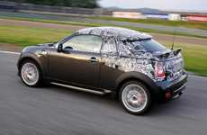 Compact Sports Cars (UPDATE) - The MINI Cooper Coupe Should Be Hitting Europe Soon