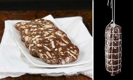 Sweet Salami-Inspired Treats