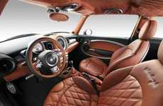 Revamped Luxury Interiors - The Italian Job is a Bentley-Inspired MINI Cooper S from Vilner