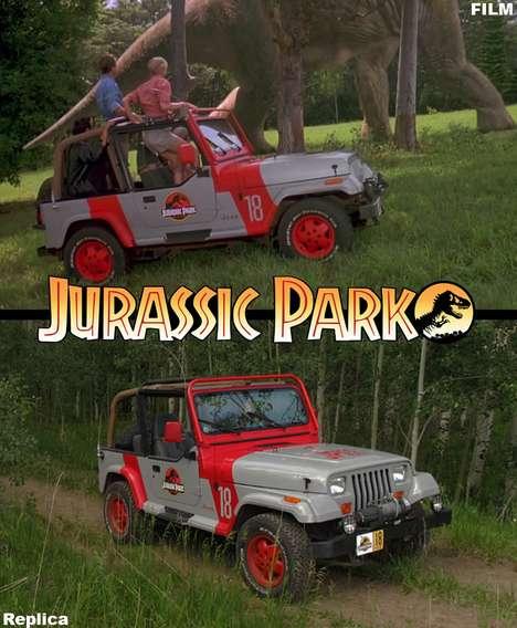 Movie Tribute Cars
