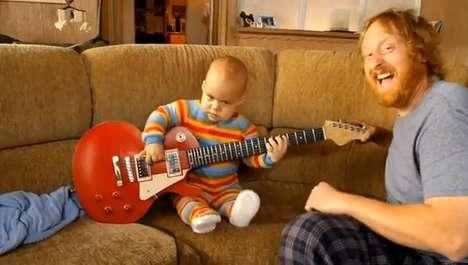Rockin' Infantile Instrumentals