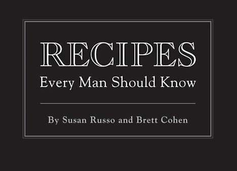 Manly Cookbooks
