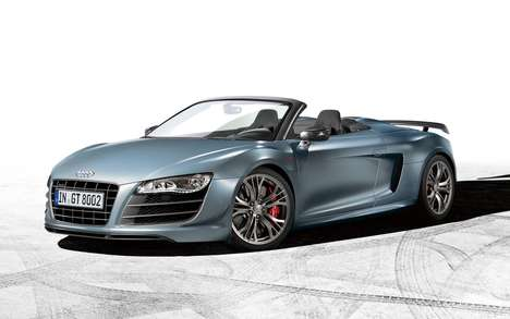 The 2012 Audi R8 GT Spyder is Finally Set for Release