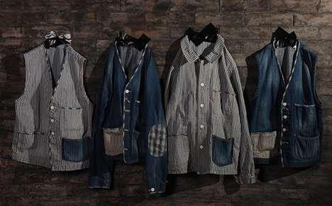 Vintage Denim Fashion