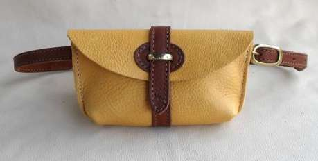 Belted Fanny Bags