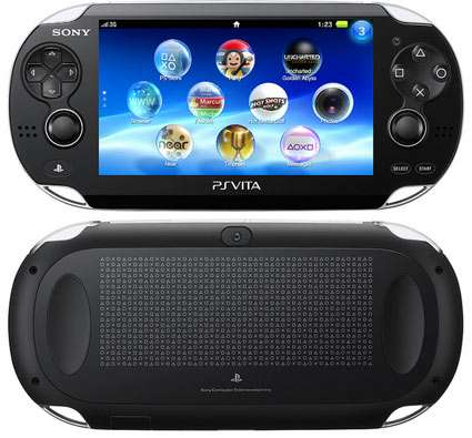 Loaded Handheld Gaming Systems