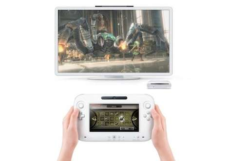 Handheld Home Gaming Consoles