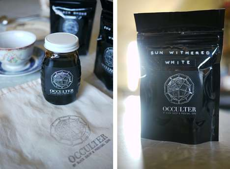 Occulter Creates a Collection of Black Metal-Inspired Teas